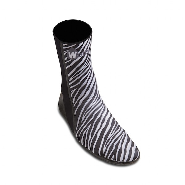 Chaussons Wetty Zebre