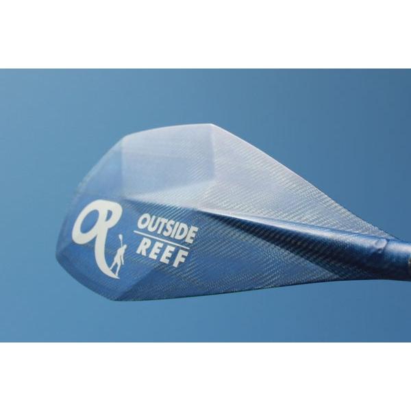 Outside Reef Saphir Blue Carbone