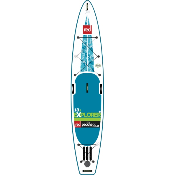 "Red Paddle 13'2"" Explorer 2017"