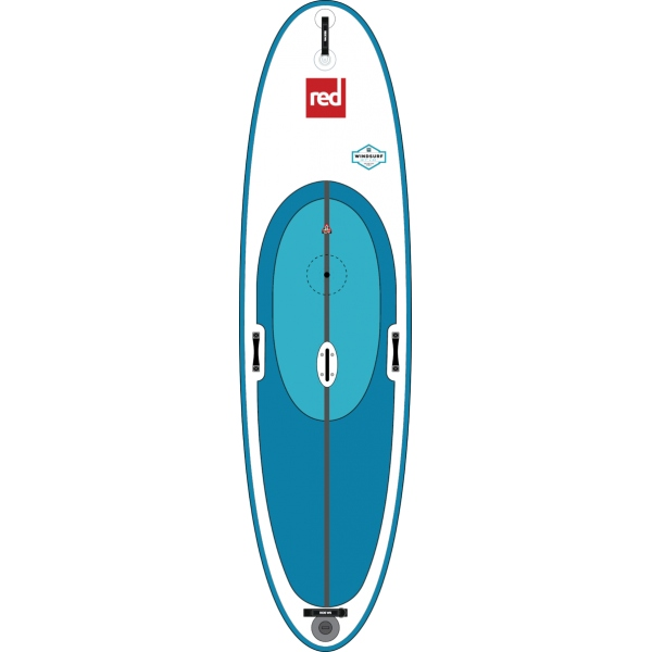 "Red Paddle 10'7"" Windsup Dagger 2017"