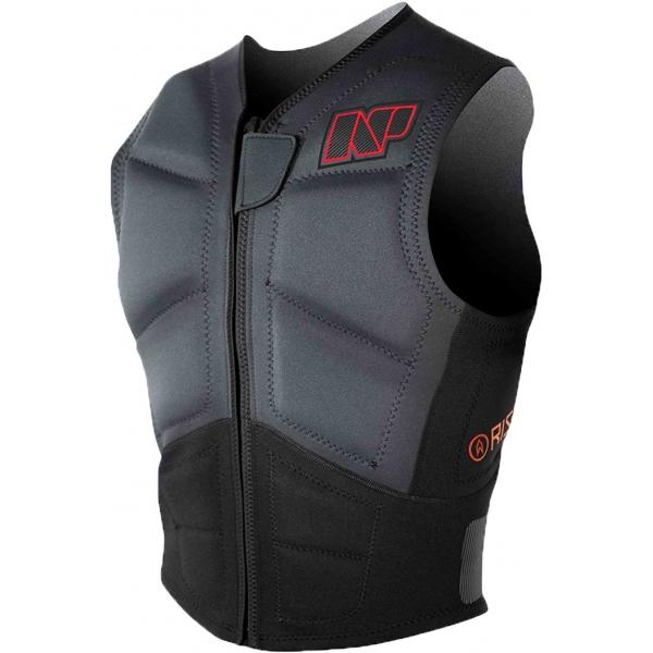 NP Impact vest Front zip