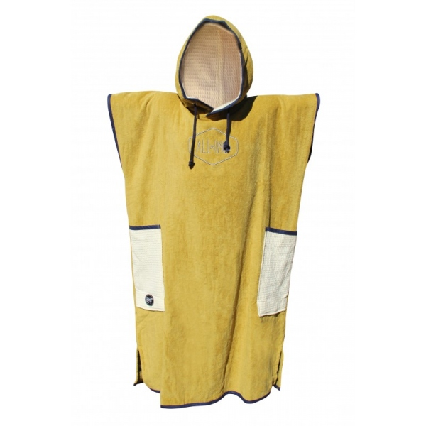 Poncho ALL-IN classic Bumpy Line