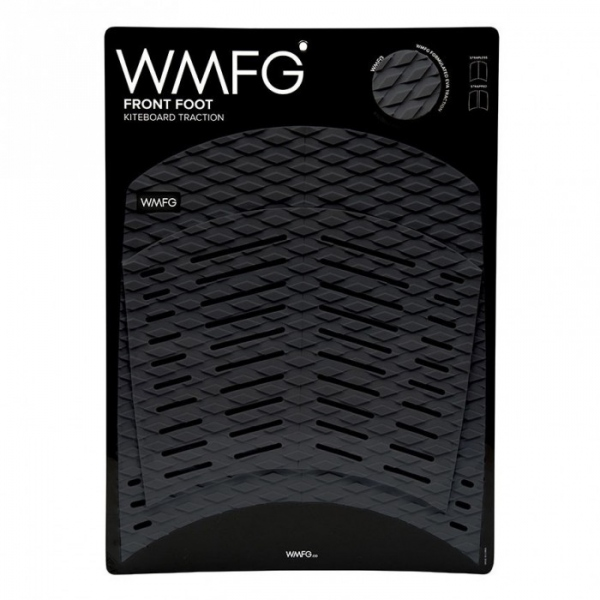Pad WMFG Front foot traction