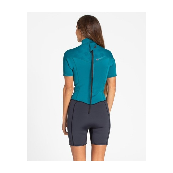 Billabong Synergy Back Zip 3/2