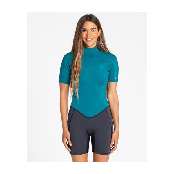 Billabong Synergy Shorty Back Zip 2/2