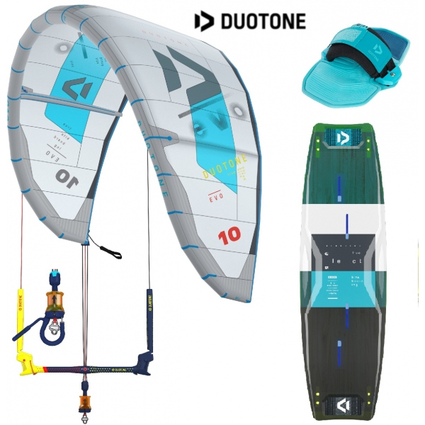 Pack Duotone Evo Select 2020