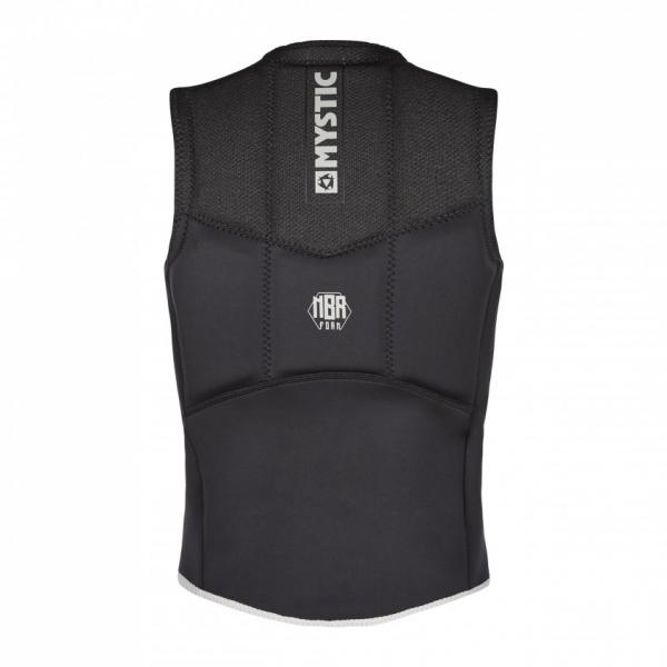 Mystic Foil Impact Vest Front Zip