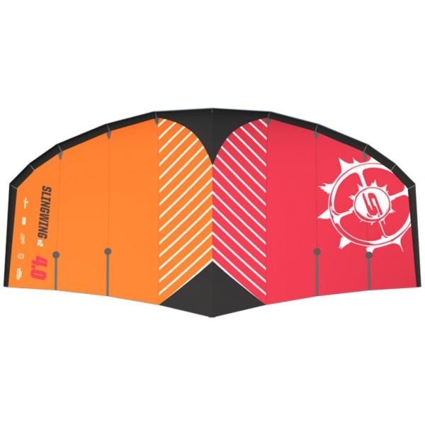 Slingshot Wing V2 Orange