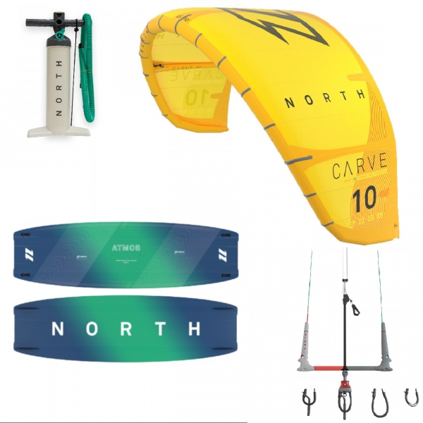 Pack North Carve Atmos 2020