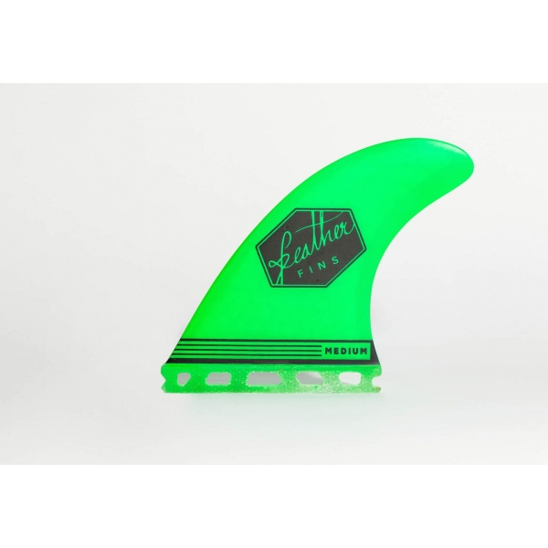 Feather Fins Ultralight Green