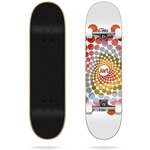 """Skateboard Spiral 8.0"""" Jart Complete"""