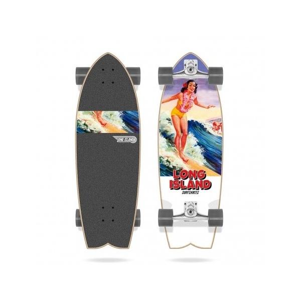 Skateboard Long Island Aloha 30″