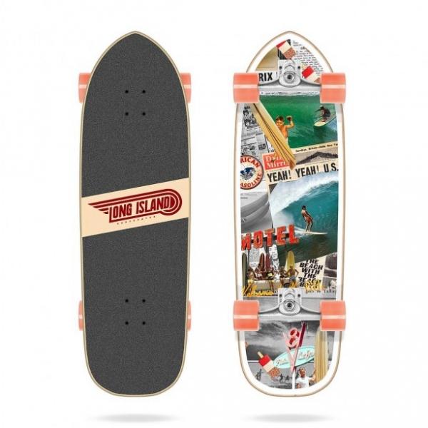 Skateboard Long Island Journal 32″