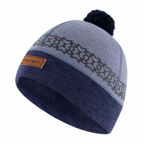 Bonnet Beanie Pompom Artic