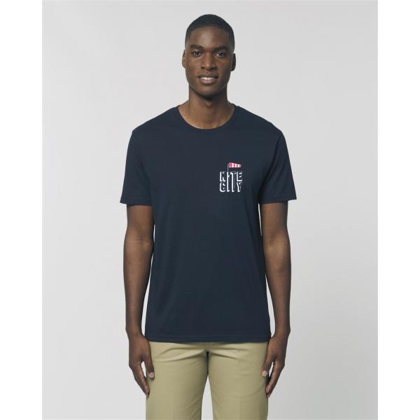 T-shirt KiteCity bleu