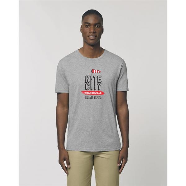 KiteCity T-shirt Grey