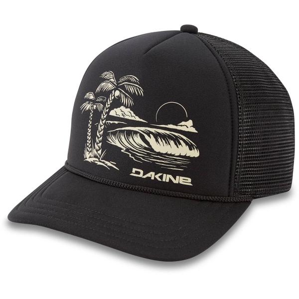 Casquette Dakine Seascape Trucker Cap Black