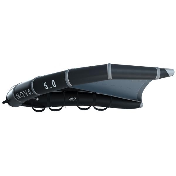 aile de wingfoil Nortkitebaording Nova 2021 noir