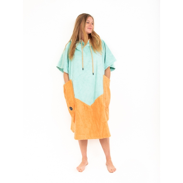V Poncho ALL-IN organic adulte