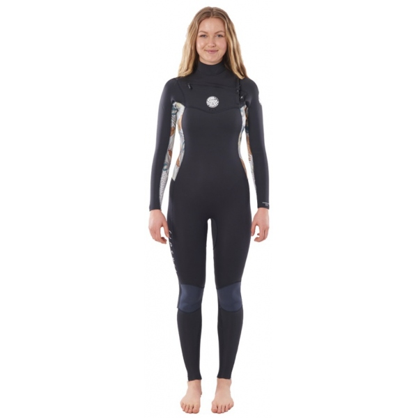Combinaison Dawn Patrol Femme 5/3 Chest Zip