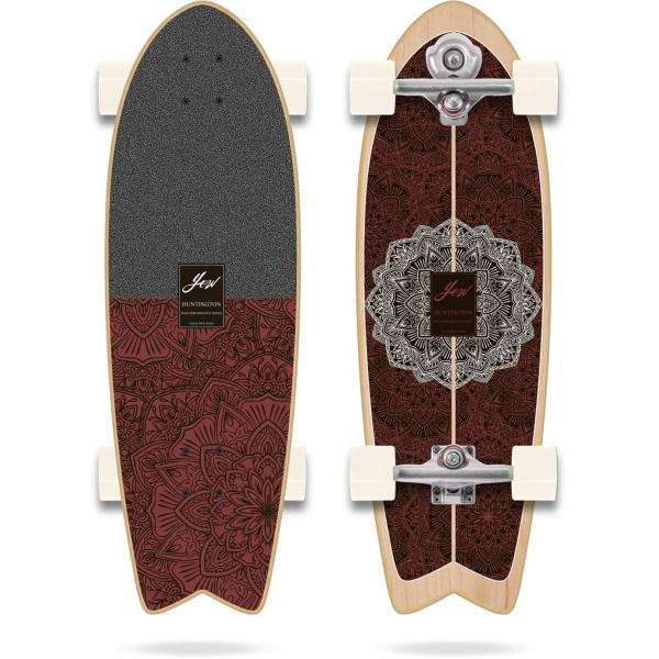"Skateboard Yow Pipe 32.5"""