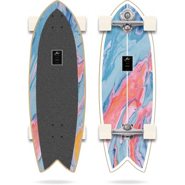 "Skateboard Yow Coxos 31"" Power Surfing"