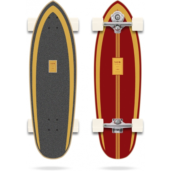 "Skateboard Yow J-Bay 33"" Power Surfing"