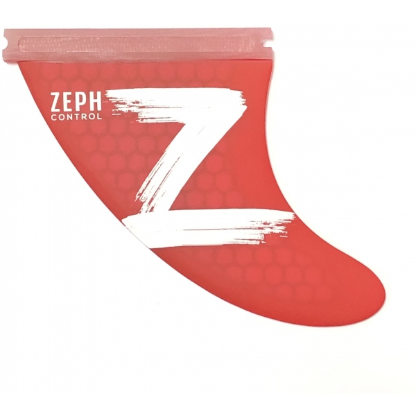 Zeph Fins Ultralight Red