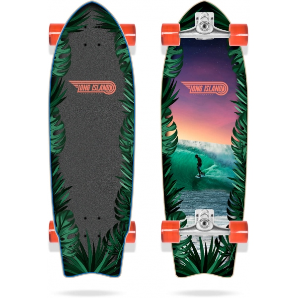 Long Island Spot 31″ Surfskate