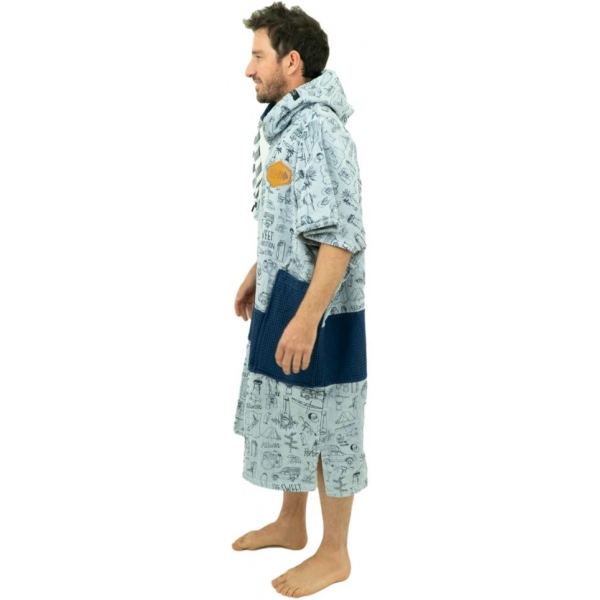 Poncho Big Foot ALL-IN