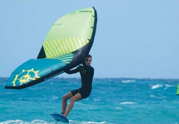 Entre Windsurf, Kitesurf et Foil