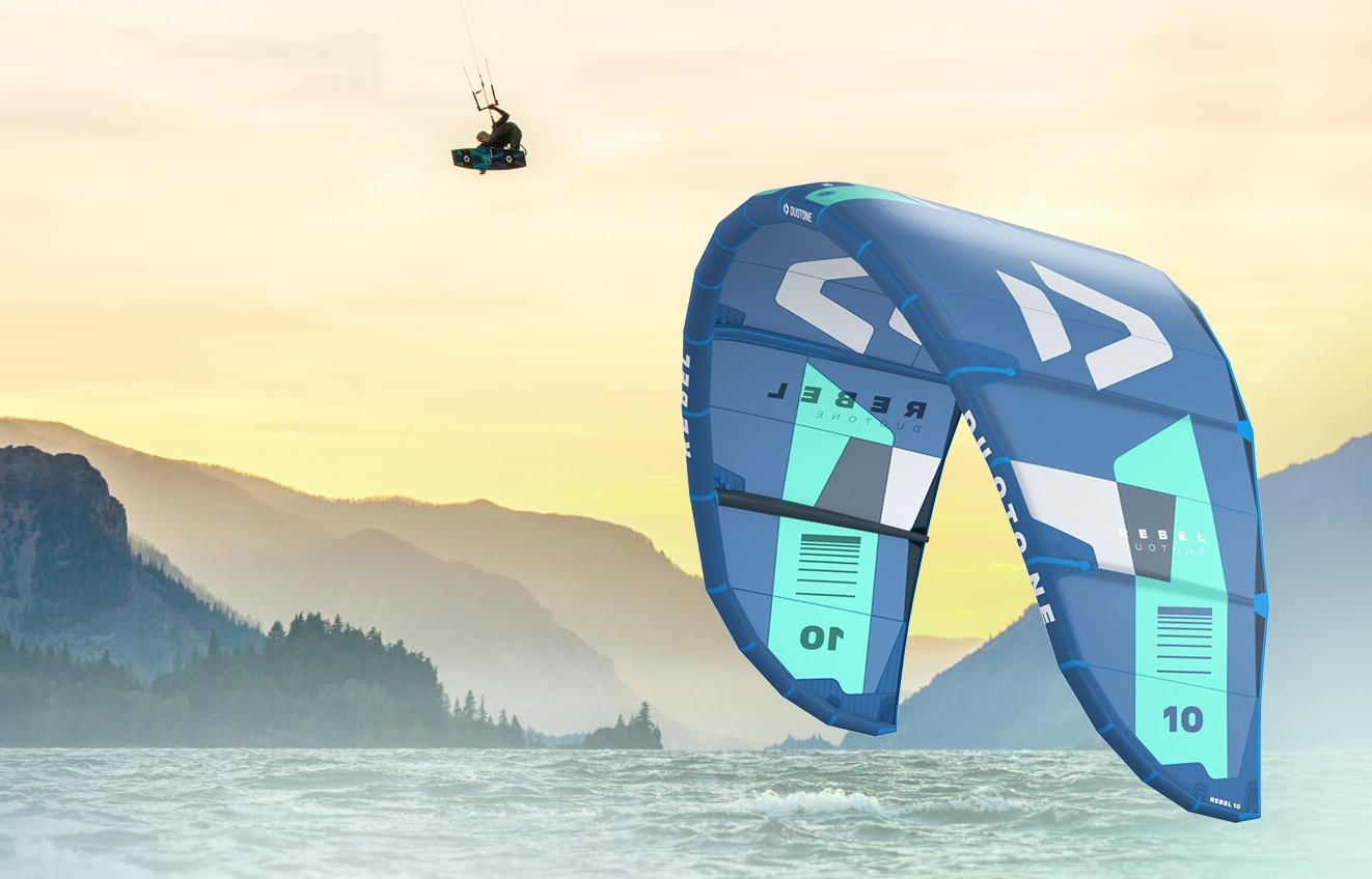 Le kite freeride